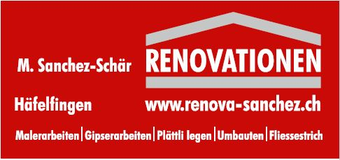 Sanchez Melchor Renovationen